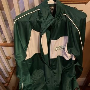 Jackets & Blazers - Irish large unisex track jacket